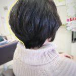 若く見えるボブスタイル☆ 50代ヘアスタイル 盛岡美容師が作る