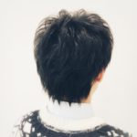 【冬メンズおすすめ髪型】 短すぎないショートヘアもいいね!  盛岡 美容室 メンズカット