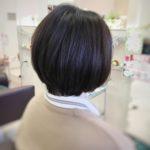 お手入れラクチンボブ♪  盛岡 美容師が作るヘアスタイル