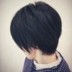 美シルエットショートスタイル☆ 盛岡美容室から発信