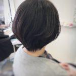 3分の1バランスで美シルエット☆ 盛岡 神明町 美容師が作るヘアスタイル