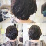 【人気急上昇スタイル】盛岡の美容師が作るひし形美シルエット