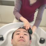 頭筋リリーススパしたらリフトアップがヤバすぎた。盛岡 神明町 美容室