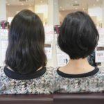 ばっさりショート続きます☆ 盛岡 美容師が作る大人ショートヘア