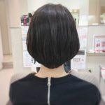 くせ毛の方にもおすすめ!ひし形ショートボブ 盛岡 美容師が作る美シルエット