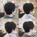【美シルエットヘアにするために】カットは2回に分けて切る理由☆ 岩手 盛岡 美容師 大人上品ヘア 美シルエット