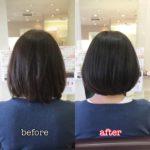 大人女性の綺麗な髪づくり☆メンテナンスカット 岩手 盛岡 美容師が作る