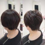 髪切ってすっきり!春の短めショートヘア☆ 岩手 盛岡 美容師が作る大人ショート
