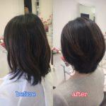 春☆ショートボブ ~まとまりやすくて軽やか~ 岩手 盛岡 美容師が作る大人ショートヘア