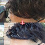 【夏カラーキマる‼︎】メンズカラー☆アメジストバイオレット/ 岩手 盛岡 神明町 美容師が作る大人ヘア