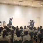 母校(北日本ヘアスタイリストカレッジ)で美容師の楽しさを教えてきました~^_^