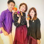 秋のファッションキャンペーン♪ スタッフも参加してます^ – ^