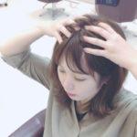 【お家で簡単にできるよ☆】ゆっくりできる年末年始は、頭皮マッサージしてあげてね!!