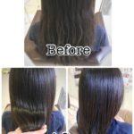 岩手 盛岡で髪質改善 ☆ 梅雨時期のクセ毛問題でお悩みの方におすすめ