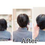 岩手盛岡で大人のふんわりショートに雰囲気チェンジ! 新しいヘアスタイルが見つかる♪