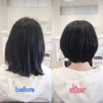 【ばっさりイメチェン】 夏のショートですっきり涼しげに☆ 岩手 盛岡 美容師が作る大人ショートヘア